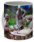 Statues Of After Noon Tea Coffee Mug