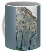 Statues Of Danzantes Coffee Mug