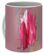 Staying Between The Lines Coffee Mug