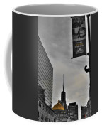 Staying Downtown Coffee Mug