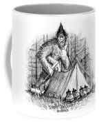 Stealin The Cooler - Sasquatch Coffee Mug