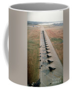 Stealth Fighters 37 Tactical Fighter Wing Coffee Mug