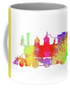 Steam Locomotive Art Coffee Mug