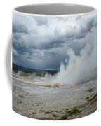 Steam Rising Coffee Mug