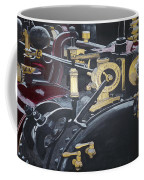 Steam Tractor Coffee Mug by Richard Le Page