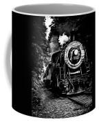 Steaming Through The Pass Coffee Mug