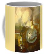 Steaming Up Mining Country Coffee Mug