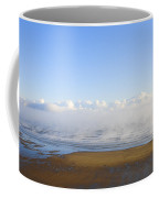 Steaming Up Coffee Mug