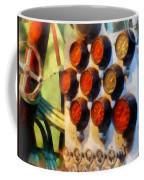 Steampunk - Gauges In Torpedo Room Coffee Mug
