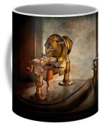 Steampunk - Gear Technology Coffee Mug by Mike Savad