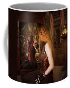 Steampunk Mirror Coffee Mug