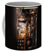 Steampunk - Plumbing - Pipes Coffee Mug