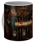 Steampunk - Plumbing - The Valve Matrix Coffee Mug