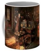 Steampunk - The Time Traveler 1920 Coffee Mug