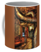Steampunk - Where The Pipes Go Coffee Mug