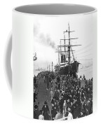Steamship In Japan Coffee Mug