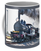 Steamtrain To Carltoncreekhurst L B Coffee Mug