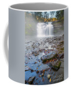 Steamy Morning At Pixley Falls Coffee Mug