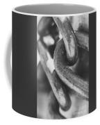 Steel Chain Link Coffee Mug