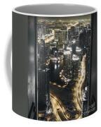 Steel Curtains Coffee Mug