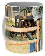 Steel  For Rocks Coffee Mug