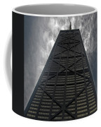 Steel Grey Skyrise Chicago Coffee Mug