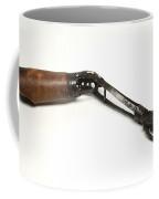 Steel Hand And Arm, C. 1890 Coffee Mug