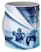 Steel Mechanic Hardware Coffee Mug