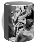 Steel Men Fighting 4 Coffee Mug