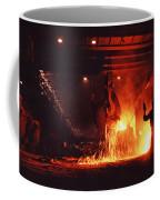 Steel Mill--china Coffee Mug