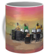 Steel Pan Players Antigua Coffee Mug