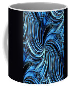 Steel Whirlpool Coffee Mug