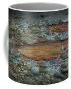 Steelhead Trout Fall Migration Coffee Mug