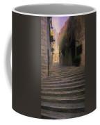 Steep Steps Of Girona Coffee Mug