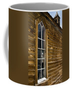 Steeple Window Wall Coffee Mug