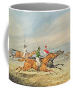 Steeplechasing Coffee Mug