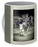 Steer Buck Out _c Coffee Mug