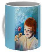 Stefi- My Trip To Holland - Red Headed Angel Coffee Mug