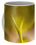 Stem Of A Rose Coffee Mug