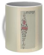 Stencilled Wall (detail) Coffee Mug