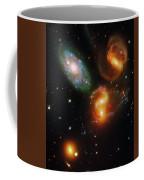 Stephan's Quintet Coffee Mug