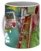 Stepladder To Heaven Coffee Mug