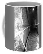 Stepping Down Coffee Mug