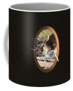 Stepping Out Coffee Mug by Shane Bechler