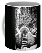 Steps Along The Wissahickon Coffee Mug