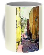 Steps At 187 Street Coffee Mug