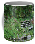 Steps In The Grass Coffee Mug