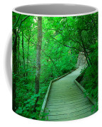 Steps Into Paradise Coffee Mug