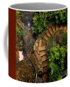 Steps Leading Up The Stairway To Heaven Coffee Mug