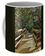 Steps To Adventure Coffee Mug